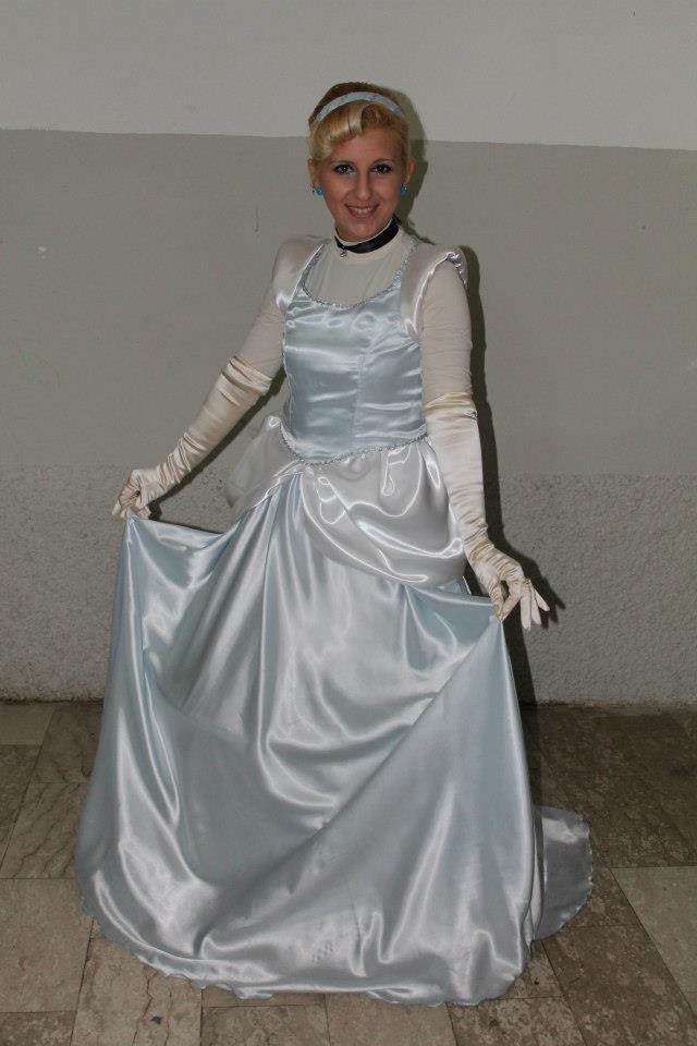 Hochzeitskleid Disney