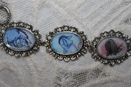 Classic Eeyore bracelet