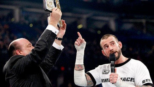 CM Punk Обои called Cm punk!!
