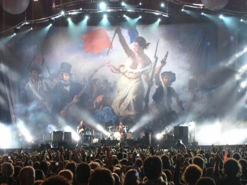 Coldplay concerto