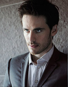 Colin O'Donoghue wallpaper containing a business suit, a suit, and a three piece suit called Colin O'Donoghue ♥