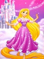 Colorful Rapunzel
