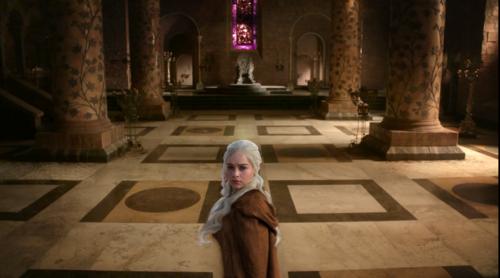 Daenerys trono Room