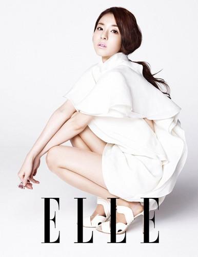 Dara for Elle Magazine