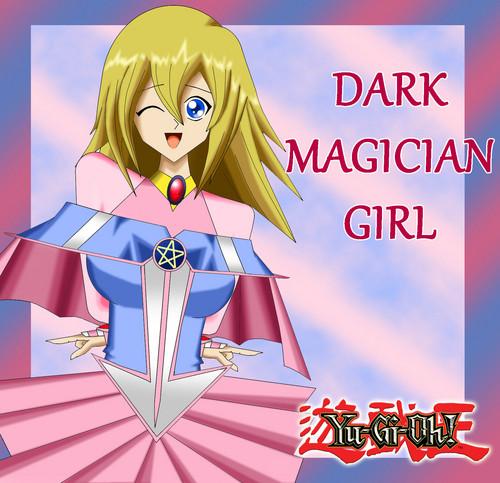 Dark magician girl