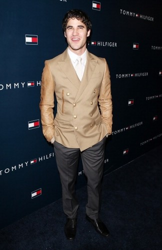 Darren Criss attends Tommy Hilfiger New West Coast Flagship Opening
