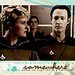 Data & Tasha - star-trek-couples icon