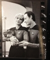 Data and Tasha - star-trek-couples photo