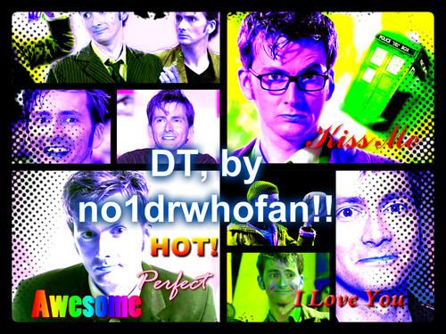 David Tennant, by no1drwhofan!!!! <3