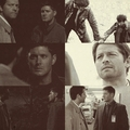 Dean & Cas ✯ - dean-and-castiel fan art
