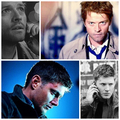Dean &amp; Cas  - dean-and-castiel fan art