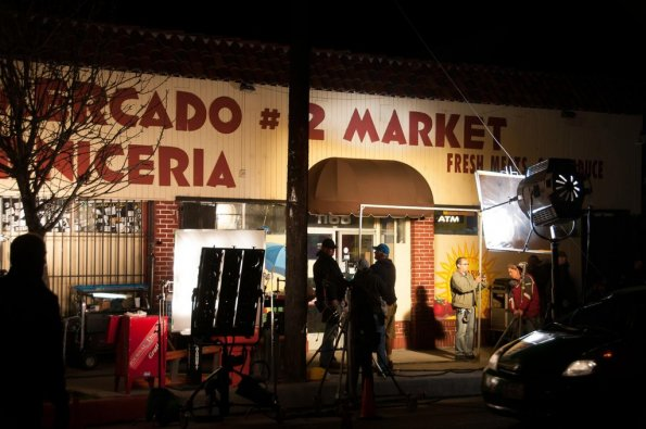 Dexter - Season 8 - Set Photos - 20th February 2013