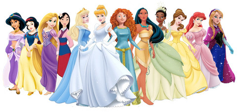 disney Princess 2013 official line-up