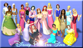 Disney Princess Sims 2 - the-sims-2 photo