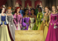 Disney Princess Tudor Style - disney-princess photo