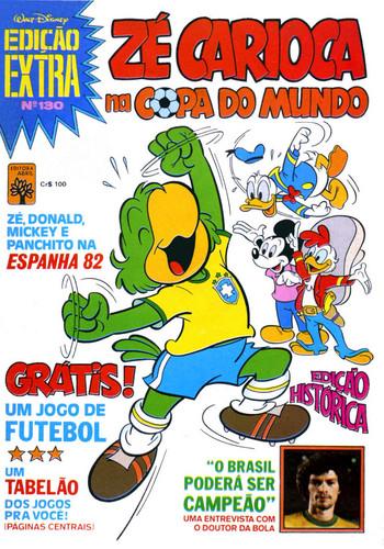 Disney Hintergrund containing Anime entitled Disney's Ze Carioca- Brazilian Comic Book Cover