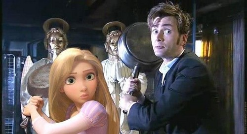10th and 11th doctor meet episode 1