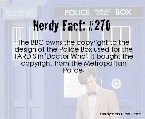Doctor Who karatasi la kupamba ukuta possibly containing a portrait titled Doctor who nerdy facts