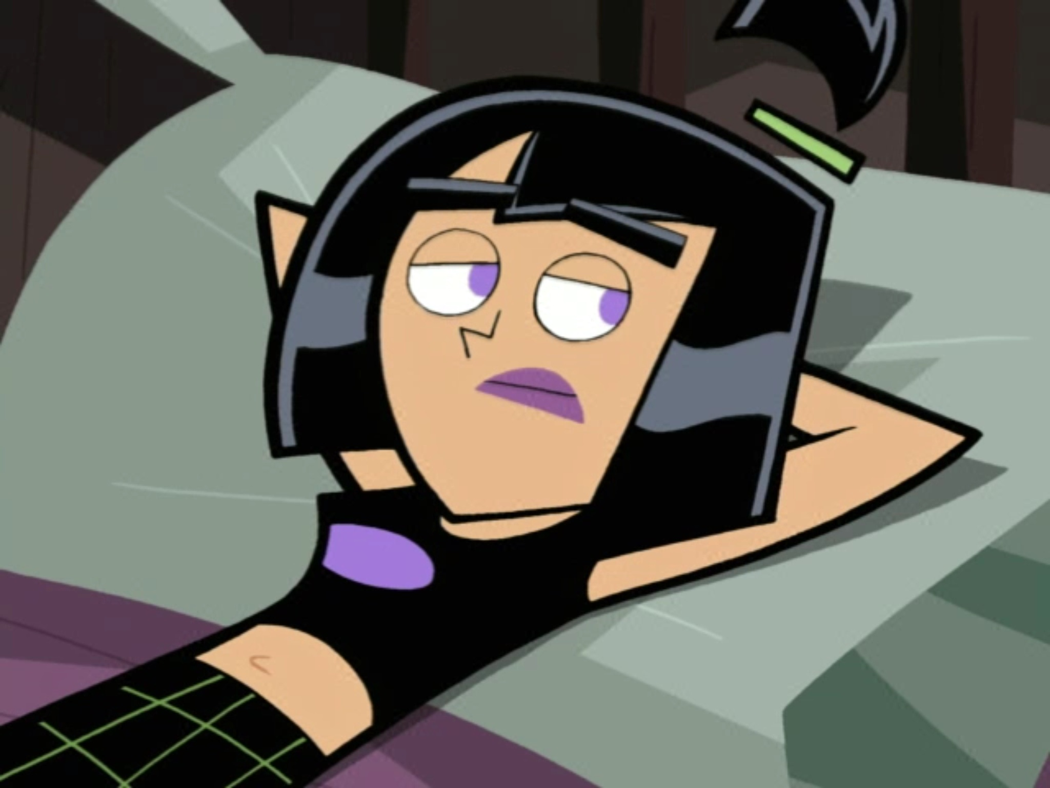Danny Phantom Sam