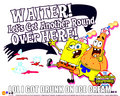 Drunk - spongebob-squarepants fan art