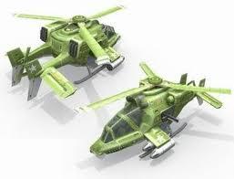 Duey AH-89 Gunship