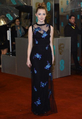 EE British Academy Film Awards (February 10, 2013)