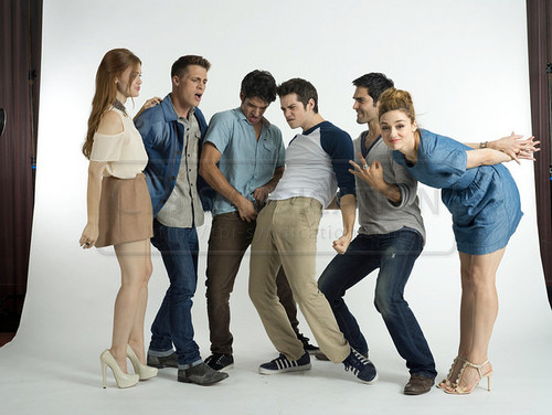 ENTERTAINMENT WEEKLY COMIC CON PORTRAITS 2012