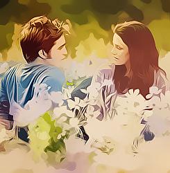 Edward & Bella Water Colours