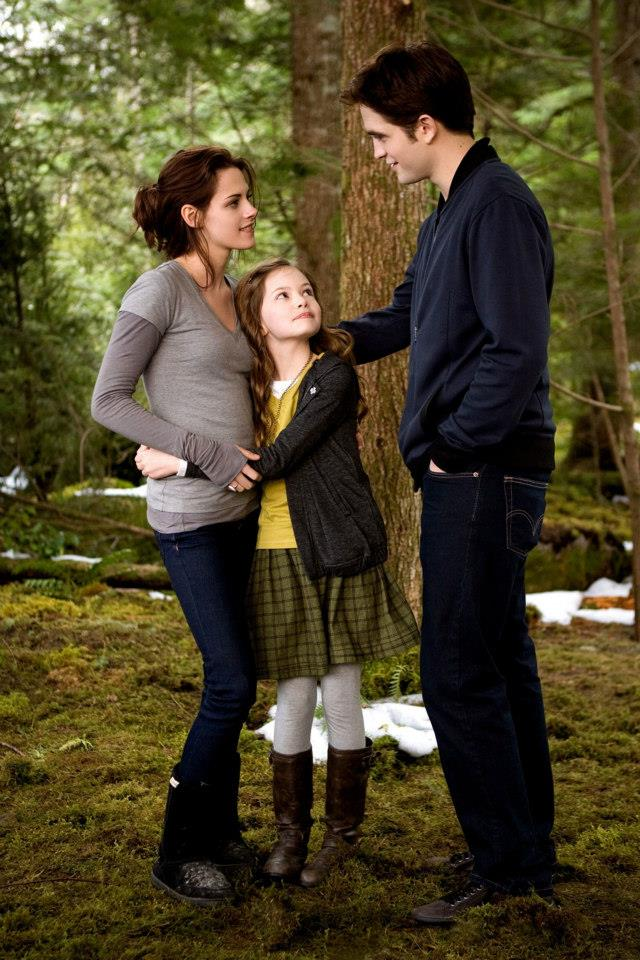 Edward and renesmee images Edward and Renesmee HD ...