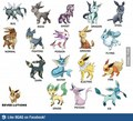 Eeveelution - eevee-evolutions-clan photo