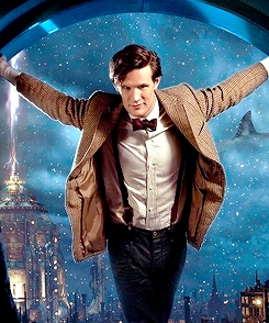 The Eleventh Doctor wallpaper titled Eleven