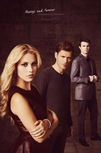 the originals fondo de pantalla possibly with a well dressed person called Elijah + Klaus + Rebekah