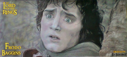 Elijah Wood-Frodo Lord of the Rings