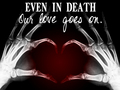 Even In Death - evanescence photo