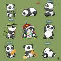 Family - cartoon-pandas fan art