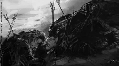 Fili and Kili Battle of Five Armies