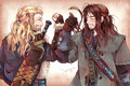 Fili and Kili - fili-and-kili fan art