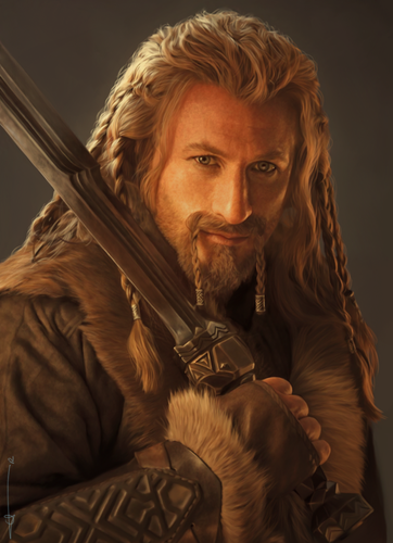 Fili and Kili wallpaper entitled Fili
