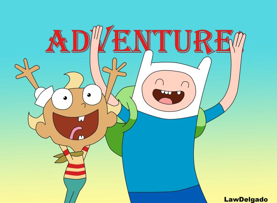Adventure Time - Abenteuerzeit mit Finn & Jake Bilder Flapjack and ...