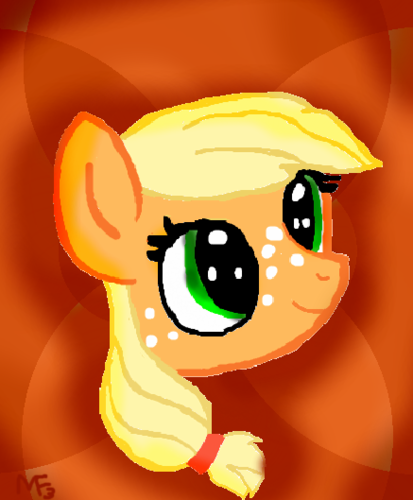 For misscrazel and applejackrocks