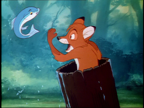 fox and the hound <3