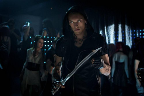 "Full promotional foto for ""The Mortal Instruments: City of Bones"" movie! [Jace Wayland]"