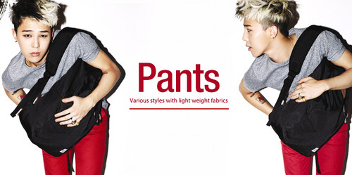 G-DRAGON for BSX