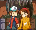 GF~Fanart - gravity-falls fan art