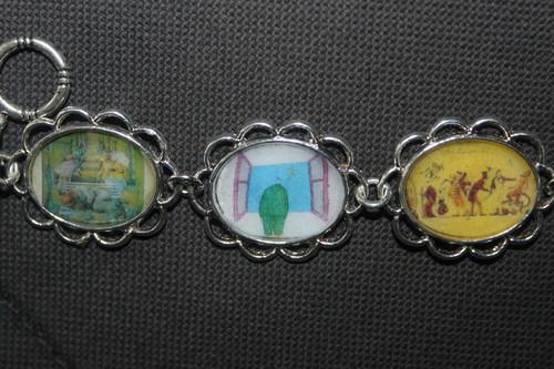 Genesis album cover art bracelet
