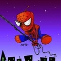 Gir SpiderMan - gir photo