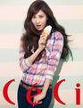 Girls' Generation Seohyun for Ceci Magazine