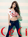 Girls' Generation Sooyoung for Ceci Magazine