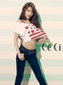 Girls' Generation's Seohyun for Ceci Magazine