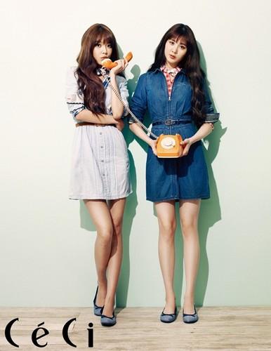 Girls' Generation's Seohyun for Ceci Magazine